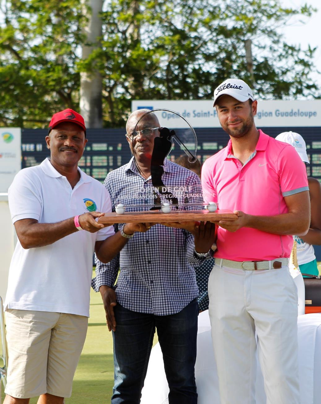 Léo Lespinasse 2016 Open guadeloupe
